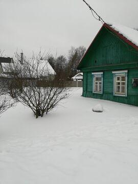 Земельный участок с домом, д. Рассудово - Фото 1