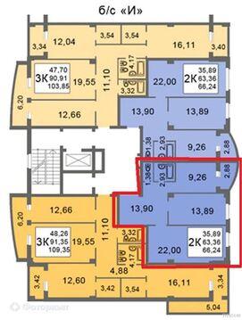 Продажа квартиры, Саратов, Ул. Шелковичная, Купить квартиру в новостройке от застройщика в Саратове, ID объекта - 323162940 - Фото 1