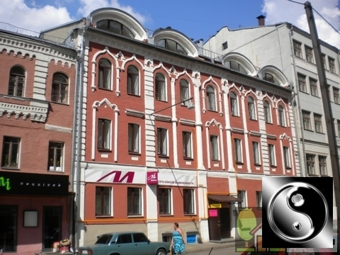 Москва, посуточно комната изолированная, Басманный район, центр - Фото 2