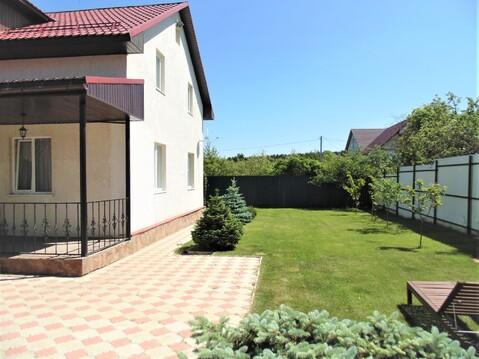 Дом 200 кв. м. в г. Обнинск на участке 10 соток с коммуникациями - Фото 2