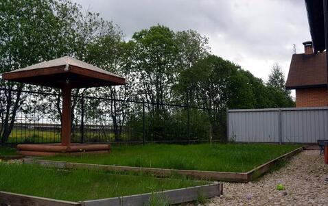 Новый дом из бревна под ключ в Рыжово - деревне возле большого озера. - Фото 4