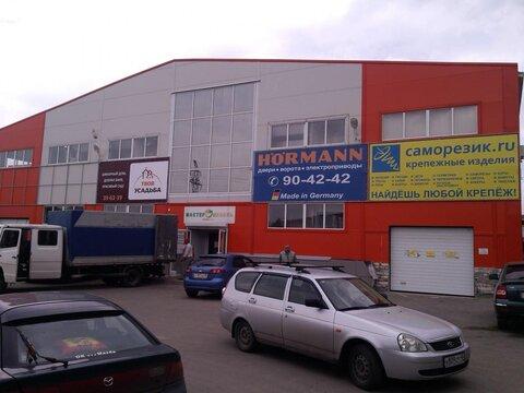 Аренда склада, Липецк, Поперечный проезд - Фото 1
