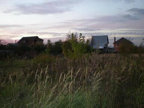 Участок 7 сот. , Каширское ш, 10 км. от МКАД. - Фото 4