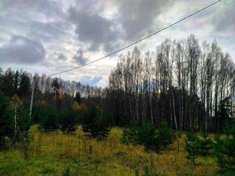 Судогодский р-он, Чамерево с, земля на продажу - Фото 2
