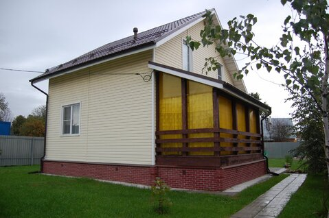 Продаётся двухэтажный дом - Фото 2