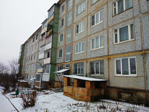 Трехкомнатная квартира городской округ Тула, посёлок Ленинский - Фото 1