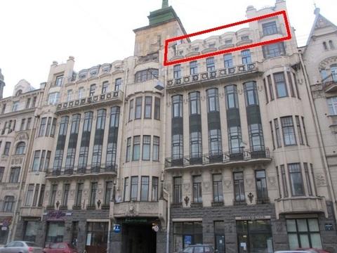 Продажа прав аренды помещения, метро Горьковская. - Фото 2