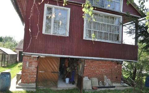 Дача 75 кв.м.м на участке 9 соток в СНТ Радуга-2 д.Мележи д.Аленино - Фото 2