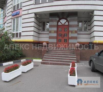 Аренда офиса 183 м2 м. Октябрьское поле в жилом доме в Щукино - Фото 1