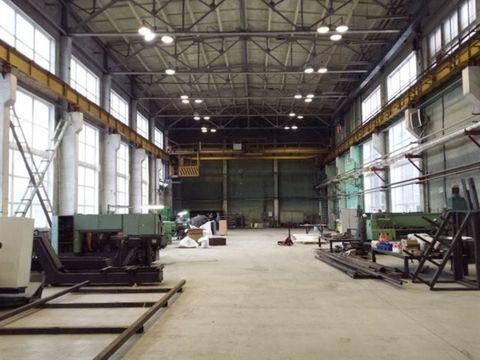 Сдам производственное помещение 1627 кв.м, м. Площадь Ленина - Фото 2