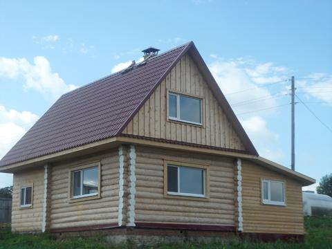 Продам новый дом в Ильинском районе - Фото 1