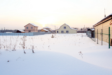 Участок 12сот, п.Богандинский, ул.Чернышевского, Тюменский район - Фото 3