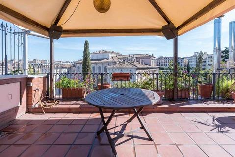 Продается элитный пентхаус в Риме - Фото 1