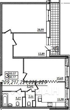 Продаю3комнатнуюквартиру, Назрань, Московская улица, 28, Купить квартиру в Назрани по недорогой цене, ID объекта - 323071440 - Фото 1