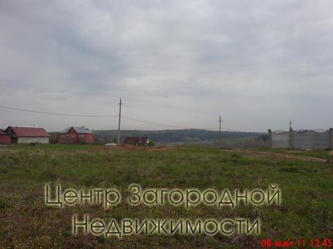 Участок, Новорижское ш, 91 км от МКАД, Покровское д. (Рузский р-н). . - Фото 1