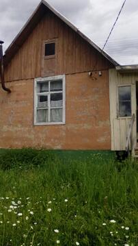Участок СНТ с домиком на Истринском водохранилище - Фото 1
