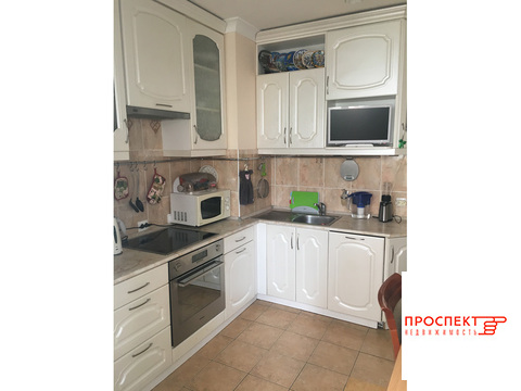 Продам отличную 1-к. квартиру 41 кв.м с ремонтом на Бухарестской, 146 - Фото 3