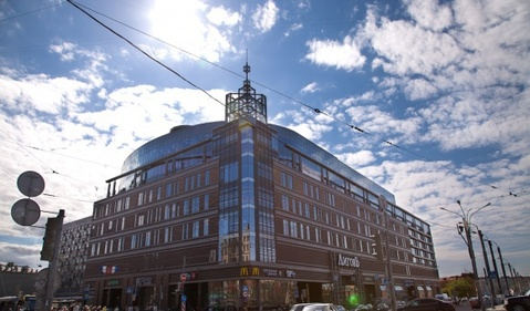 """Сдается торговая площадь в трк """"Лиговъ"""" на 3 этаже - Фото 1"""