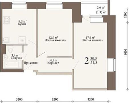 Продажа квартиры, Засечное, Пензенский район - Фото 5