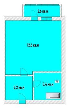 Продажа квартиры, Новое Шигалеево, Пестречинский район, Улица Габдуллы . - Фото 2