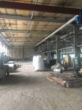 Аренда помещения 1162 кв.м. под склад или производство Ивантеевка.
