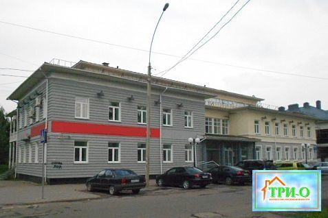 Административное здание в центре города - Фото 1