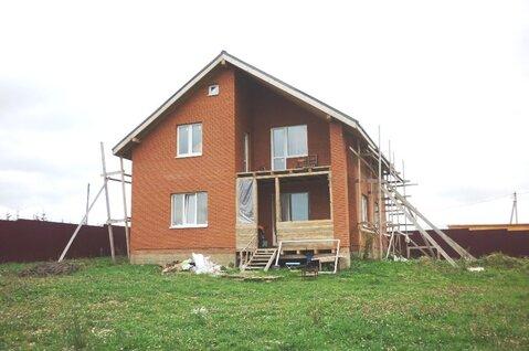 Жилой новый кирпич дом 146 кв.м, 2-х эт, зем. уч 6 сот, г. Сергиев Посад - Фото 3