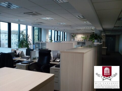 Аренда офисной площади 246.5 м2 - Фото 2