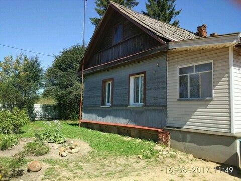 Продается хороший дом в д.Барканово, рядом город Сергиев Посад - Фото 1