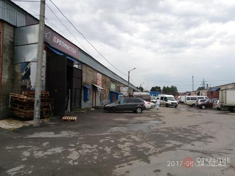 Склад в центре города (590кв.м) - Фото 1