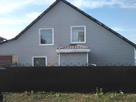 Продам дом 134.0 м2 на участке 11.0 сот Иркутск - Фото 2