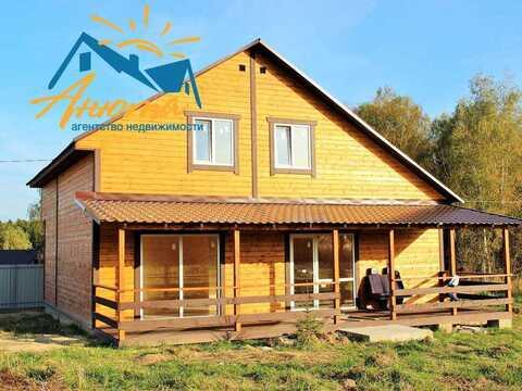 Новый жилой дом со всеми коммуникациями в живописной деревне рядом с п - Фото 3