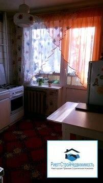 Двухкомнатная квартира улучшенной планировки в центре Рузы, кухня 8 кв. - Фото 1