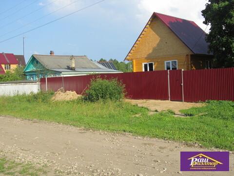 Продается почти законченный дом в д. Красный луч - Фото 1