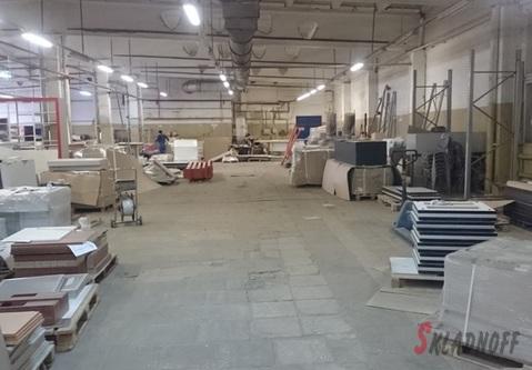 Аренда склада и производства в Томилино - Фото 1