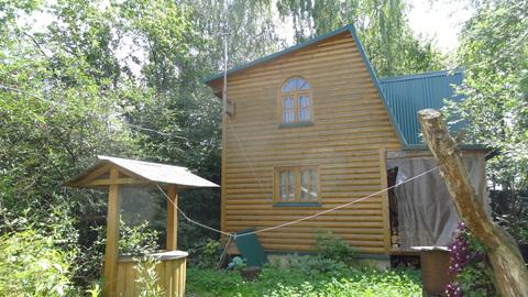 Продается дача. , Домодедово город, СНТ Калининец-2 2 - Фото 4