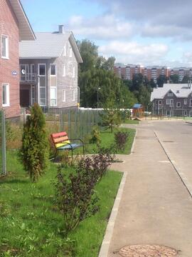 Борисовка-2 таунхаус в жилом поселке. 10 км от МКАД. - Фото 4