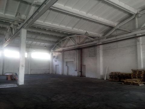 Отапливаемый капитальный склад на въезде в Новороссийск, 1233 кв.м. - Фото 1