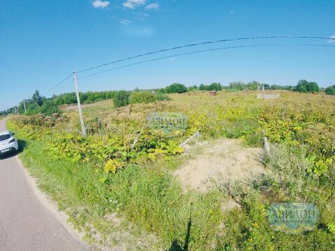 Продам земельный уч. в деревне Решоткино 15 сот ИЖС - Фото 4