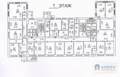 Продажа офиса пл. 935 м2 м. Нахимовский проспект в особняке в Зюзино - Фото 2