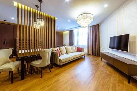 Апартамент №608/1 в премиальном комплексе Звёзды Арбата - Фото 1