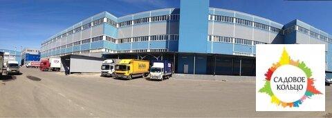 Сдам складское помещение 1400 м2 в здании класса B. Отличный, утеплены - Фото 1