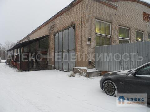 Продажа помещения пл. 1790 м2 под производство, Поварово . - Фото 4