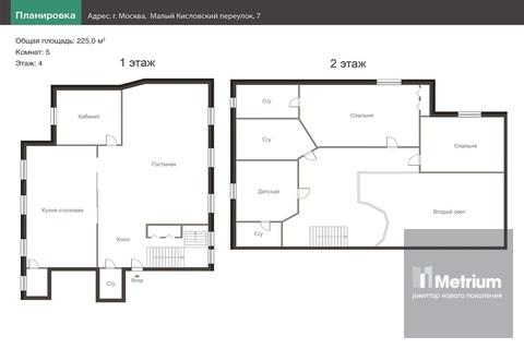 Продажа квартиры, Малый Кисловский переулок - Фото 1