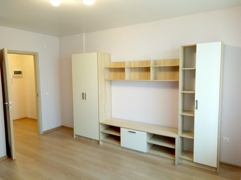 Сдам уютную новую квартиру-студию с панорамным видом из окон в ново. - Фото 4