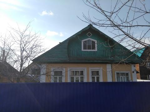 Продается дом 60 кв. м на участке 6 соток. - Фото 1