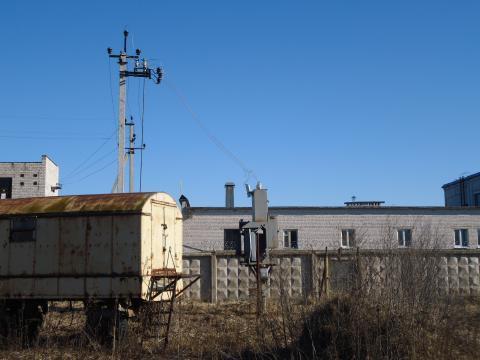 Здание с земельным участком 1 га - Фото 4