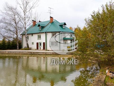 Аренда дома, Кузяево, Волоколамский район - Фото 1