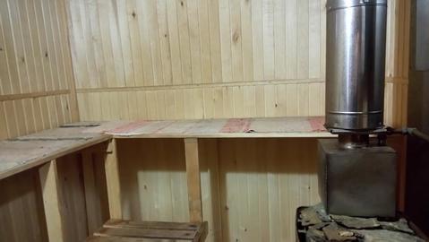 Продается дом-баня 6х6 на участке 8 соток в Гатчинском р-не в п Лукаши - Фото 2