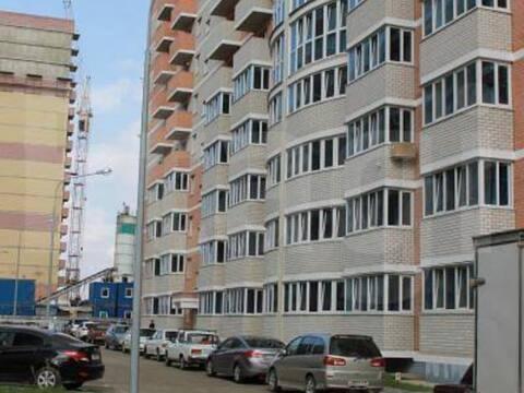 Продажа однокомнатной квартиры на Российской улице, 267к3 в Краснодаре, Купить квартиру в Краснодаре по недорогой цене, ID объекта - 320268917 - Фото 1
